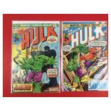 The Incredible Hulk #184, 193