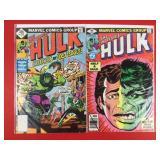 The Incredible Hulk #217, 241