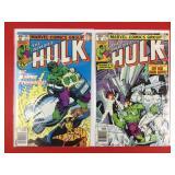 The Incredible Hulk #242, 249