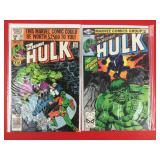 The Incredible Hulk #251, 261