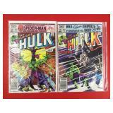 The Incredible Hulk #266, 268