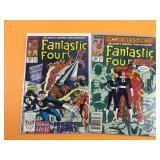 Fantastic Four #326, 334
