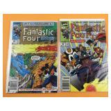 Fantastic Four #336, 337