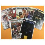 7 Generation Hope Comic Books