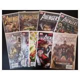 Avengers The Initiative Comic Books