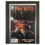 The Boys #1 First Edition Comic