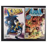 Arak #2 & Cable #19 Comics