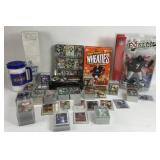 Large Collection of Sports Memorbilia