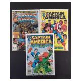 Captain America #248, 299, 300