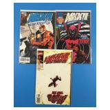 Daredevil #374, 375, 380 Comics