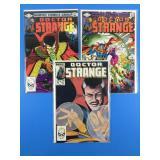 Doctor Strange #52, 54, 63