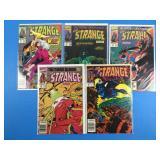 Doctor Strange Sorcerer Supreme #13, 17, 18,24,28