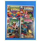 Doctor Strange Sorcerer Supreme #29, 30, 32, 34