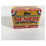 Senior Professional Baseball Association Cards