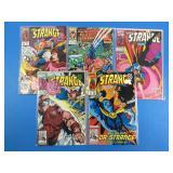 Doctor Strange Sorcerer Supreme #35, 41, 43,44,47