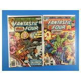 Fantastic Four #172, 176