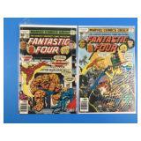 Fantastic Four #181, 185