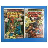 Fantastic Four #187, 188