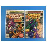 Fantastic Four #193, 194