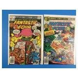 Fantastic Four #196, 199