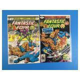 Fantastic Four #206, 211
