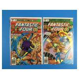 Fantastic Four #215, 217