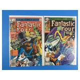 Fantastic Four #219, 221