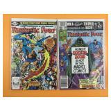 Fantastic Four #236, 238