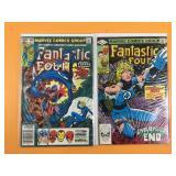 Fantastic Four #242, 245