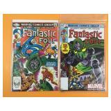 Fantastic Four #246, 247