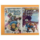 Fantastic Four #253, 255