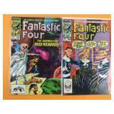 Fantastic Four #261, 265