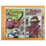 Fantastic Four #294, 296