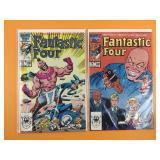 Fantastic Four #298, 300