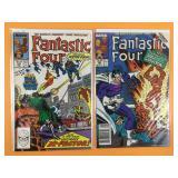 Fantastic Four #312, 322