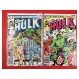 The Incredible Hulk #277, 279