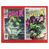 The Incredible Hulk #297, 298