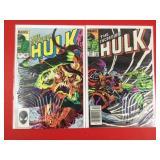 The Incredible Hulk #301, 302