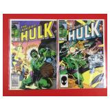 The Incredible Hulk #303, 305