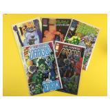 5 Assorted Comics