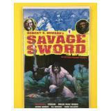 Savage Sword #1
