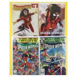 Spider-Woman #1, 5, 30, 42