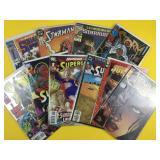 10 Assorted Comics