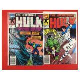 The Incredible Hulk #384, 386