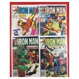 Iron Man #187-190