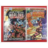 John Carter Warlord of Mars Annual #2, 3