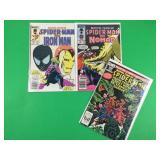 Marvel Team- Up #143, 145 & Team-Up Annual #5