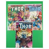 Mighty Thor #295, 339, 342