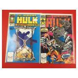 The Incredible Hulk #367, 370