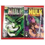 The Incredible Hulk #379, 380